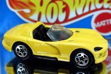 1995 Hot Wheels Super Show Cars Dodge Viper R/T10 5spk