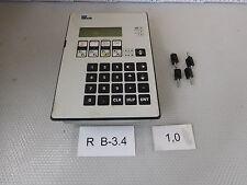 Operator Panel PCS 009, PG 009.204.1, KAAK