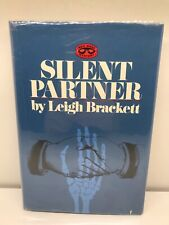 Silent Partner by Leigh Brackett Hardcover 1969