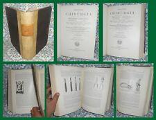 MEDICINA – TRATTATO DI CHIRURGIA DELLE OSSA E ARTICOLAZIONI – Torino 1894