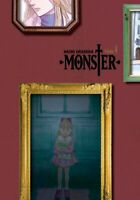 Monster, Vol. 4 The Perfect Edition by Naoki Urasawa 9781421569093 | Brand New