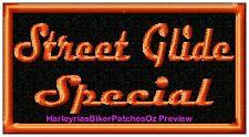 STREET GLIDE SPECIAL   -   BIKER BREAST PATCH
