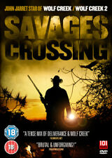 Savages Crossing DVD (2014) Chris Haywood, Dobson (DIR) cert 18 ***NEW***