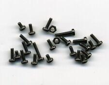 Carrera Schraubensatz, Schrauben, Ersatzschrauben für Exclusiv, D 124 Fahrzeuge