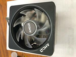 NEW AMD WRAITH PRISM AM4 RYZEN 9 LED RGB HEATSINK FAN COOLER FROM 3900X CPU