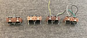 Peco Pecolectrics 4 x PL-10 Point motors USED