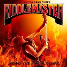 RIDDLEMASTER - BRING THE MAGIK DOWN (DIGIPAK)   CD NEUF
