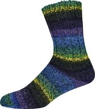 ONline Sockenwolle Supersocke 6-fach Merino - Color 150 g Farbe 2393