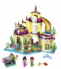 LEGO Girls PRINCESS PALACE Disney Water Castle Themed Medium Set Ages 6-12 Years