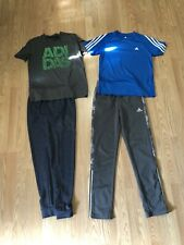 Lot of Boys Clothes Adidas Lots Size Large 14/16 EUC