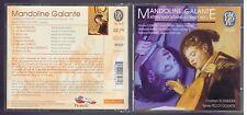 CHRISTIAN SCHNEIDER CD MANDOLINE GALANTE 18e / S. PECOT DOUATTE