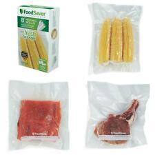 "New listing FoodSaver 8"" x 20 Vacuum Seal Rolls,1,2,6 Pack Food Storage Bags Kitchen Home"
