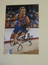 Cleveland Cavaliers CRAIG EHLO Signed 4x6 Photo CAVS NBA AUTOGRAPH 1A