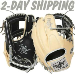 """RAWLINGS Heart of the Hide 11.75"""" R2G Infield Glove LIndor PRORFL12 *2-DAY SHIP*"""