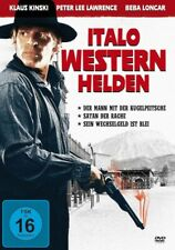 ITALO WESTERN HELDEN-3 FILME BOX - KINSKI,KLAUS/MITCHELL,GORDON/+   DVD NEU