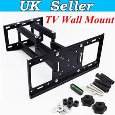 """Plasma TV Wall Bracket Mount Swivel Tilt 26 ~ 55"""" LED LCD Holder Stand Load 50kg"""
