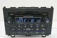 2007-2010 HONDA CR-V XM RADIO 6 CD DISC  MP3 Player 1XN1 39100-SWA-A203 OEM