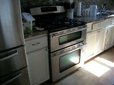New listing Jenn-Air gas stove/electric oven