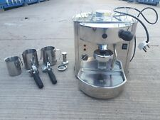 Fracino Heavenly 1 Group Coffee Machine with accessories