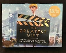 The Greatest Gift - Create Your Own Animated Christmas Film on Your Phone