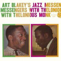 Art Blakey and Thelonious Monk - Art Blakeys Jazz Messengers With [CD]