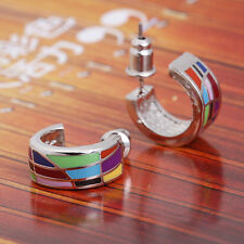 newest enamel jewelry earrings.enamel brand product,1pair