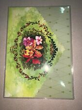 2011 Singapore World Orchid Flower Conference special  Collector's limited Sheet