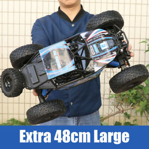 USA 1:10 4WD RC Monster Truck Off-Road Terrain Vehicle 2.4G Remote Control Car