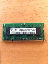 Kit 2 RAM SAMSUMG 1GB (512+512MB) 2RX16 PC2 - 5300S-555-12-A3