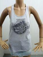 Maglia NIKE donna  taglia size L maglietta shirt canotta woman cotone P 5744
