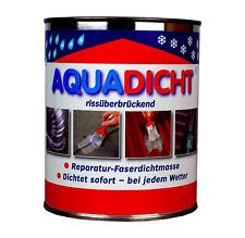Aqua Dicht-dichtet sofort-Reparatur-Dichtmasse-faserverstärkt-1 kg transparent