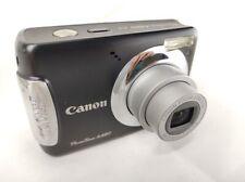 Canon PowerShot A480 10.0 MP Digital Camera Black