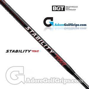 "BGT Stability Tour Putter Shaft (110g) - 0.370"" (0.355"" Tip) - Carbon Fibre"