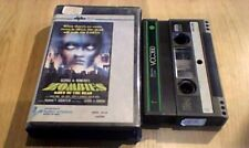 ZOMBIES DAWN OF THE DEAD UK PRE CERT V2000 PAL VIDEO 1981 GEORGE A. ROMERO RARE
