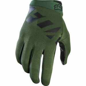 Fox 2020 Racing Mens Ranger Gloves Racing Mountain Bike BMX Fatigue Green