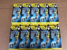 10 Packs of 6 Accel U Groove Race Spark Plugs 8190 574 LOT OF 60