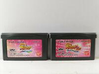Futari wa Precure 2 Games-Yume no Kuni, Max Heart-GBA Game Boy Advance-JP Import