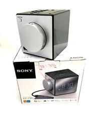 Sony ICF-C1PJ Alarm Clock AM/FM Radio Nature Sounds Time Projection ICFC1PJ