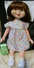 """Whimsie Doll American Character 21"""" Vintage"""