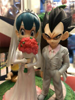 DRAGON BALL BULMA Statue Toy Movable Prototype Figure Doll Decoration Nice Gift