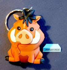 Disney Figural Keyring Series 5 3 Inch Pumbaa