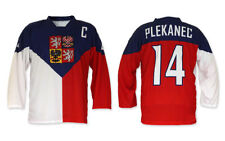 Team Czech republic RED Ice Hockey Jersey Custom Name and Number