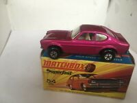 MATCHBOX  SUPERFAST 1-75 No 54 FORD CAPRI VNMINT CONDITION IN Nr EXCELLENT BOX