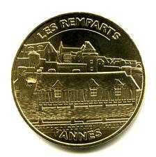 56 VANNES Les remparts, 2012, Monnaie de Paris