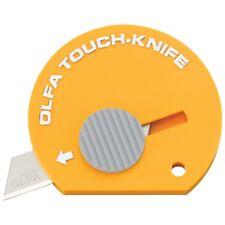 OLFA Touch Knife, Yellow (OLFA TK-4Y)