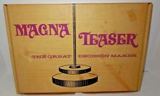UNIQUE HARD TO FIND VINTAGE Magna Teaser The Great Decisionmaker Game