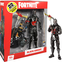 Fortnite - McFarlane Toys Black Knight Premium Deluxe Action Figure 7""