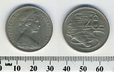Australia 1973 - 20 Cents Copper-Nickel Coin - Platypus - Elizabeth II - #2