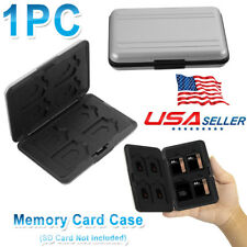 Memory Card Wallet Case Micro Card SDHC Protecter Storage Pouch Holder Quality