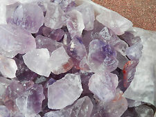 1/2 lb ROUGH AMETHYST Rock Rocks Stones Tumbler tumbling Lapidary BRAZIL FS